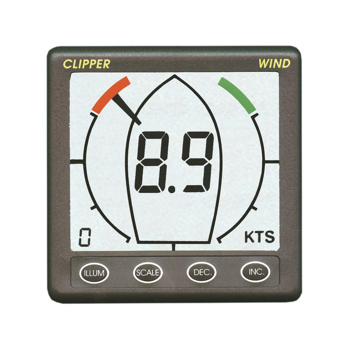NASA Marine Clipper wind dochterapparat