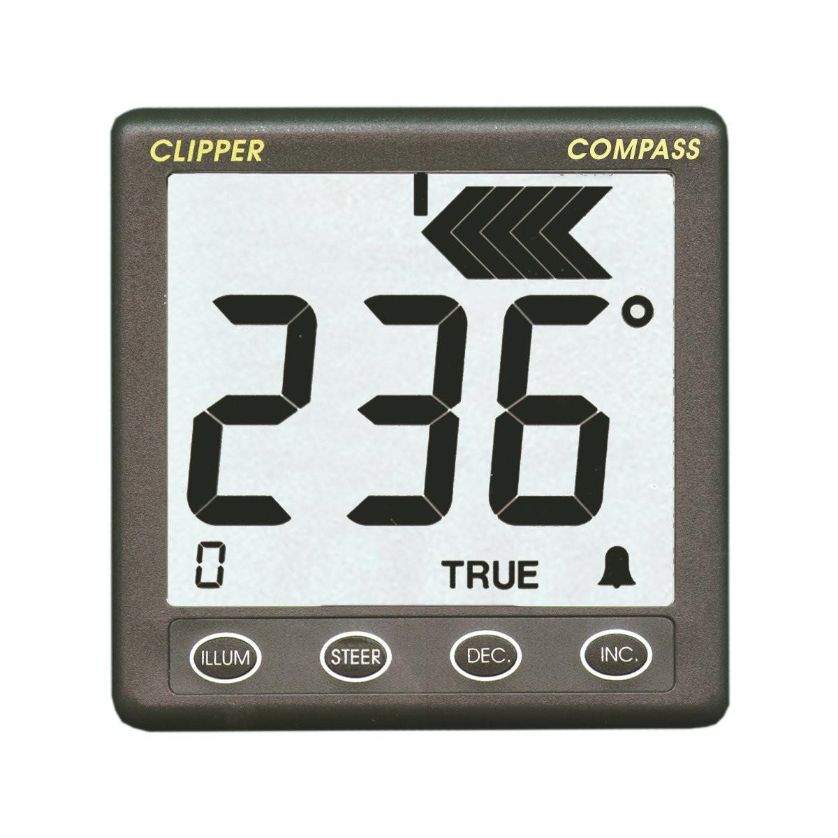 NASA Marine Clipper kompas dochterapparat