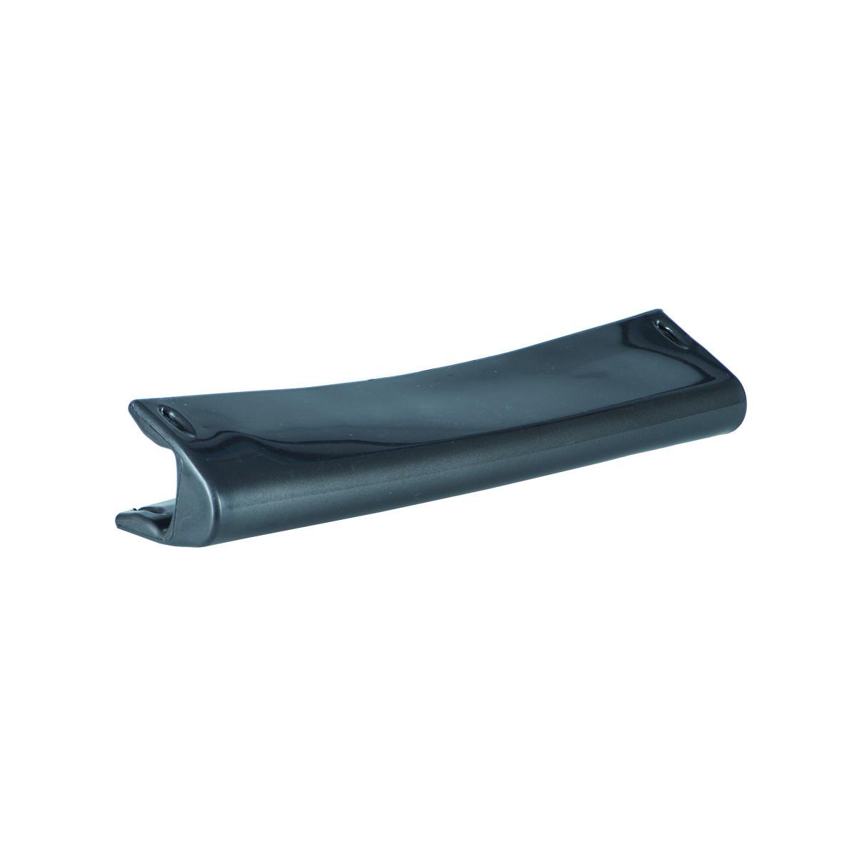 Talamex Boegfender V-Vorm, lengte 60cm, diameter 14cm - antraciet