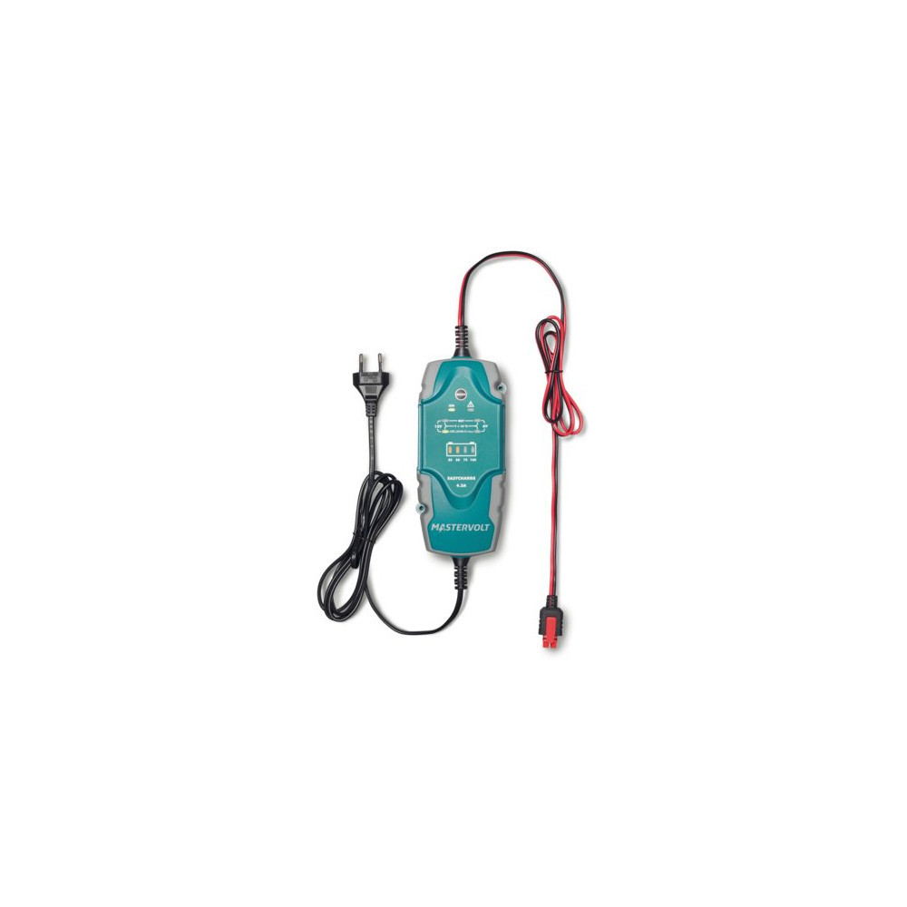 Mastervolt EasyCharge Portable draagbare acculader 4,3A