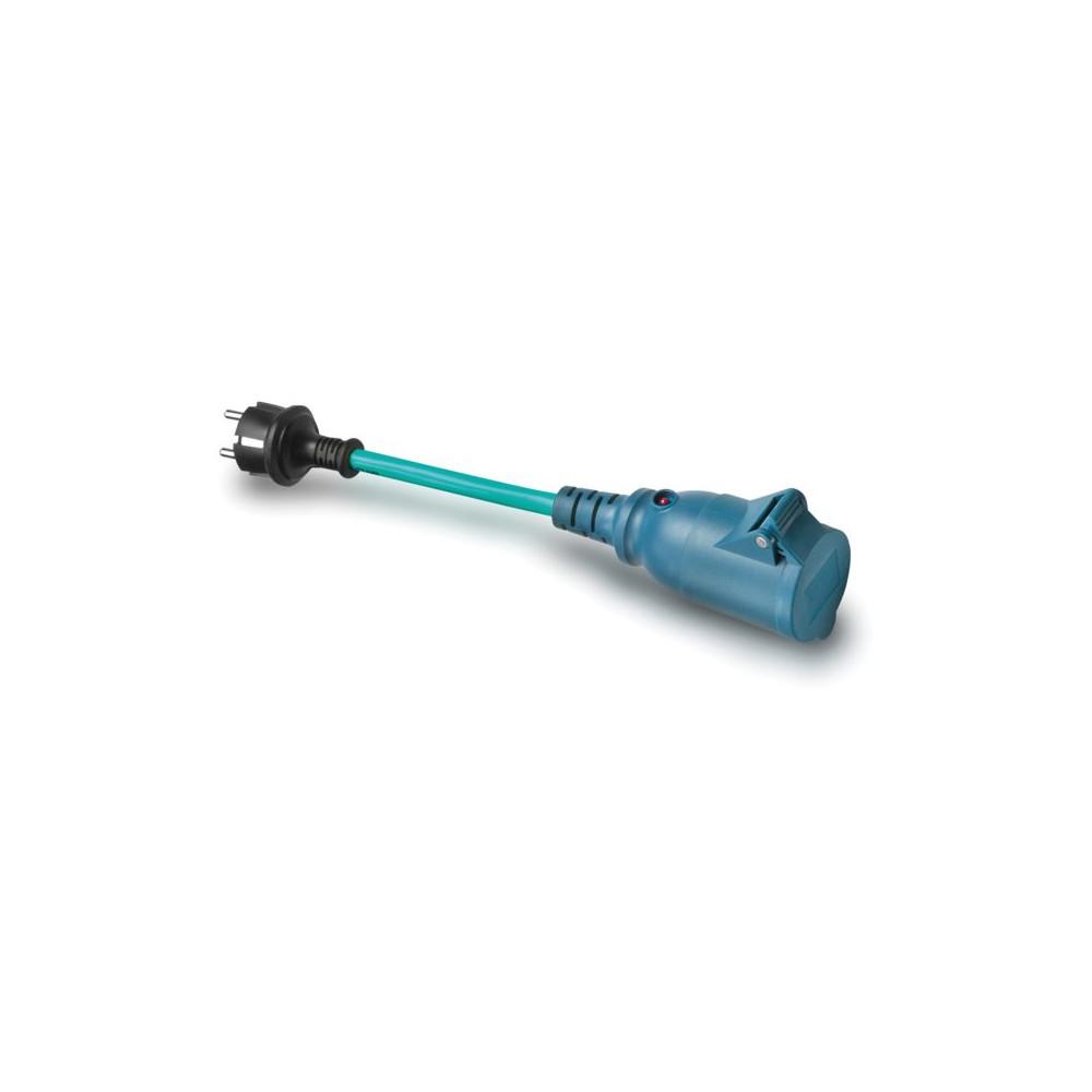 Mastervolt adapter verloopstekker, van CEE-7/7 naar CEE