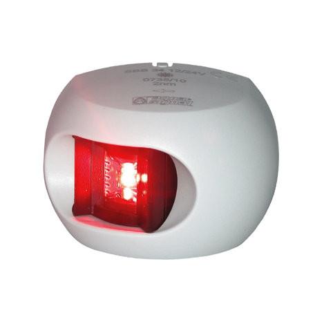 Aqua Signal serie 34 bakboordlicht LED - witte behuizing