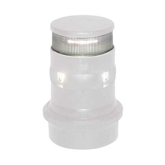 Aqua Signal serie 34 ankerlicht LED toplicht - witte behuizing
