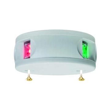 Aqua Signal serie 34 navigatieverlichting LED tweekleur - witte huis