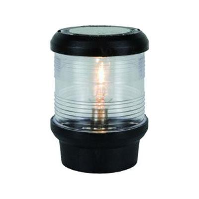 Aqua Signal serie 40 ankerlicht - zwarte behuizing, 12V
