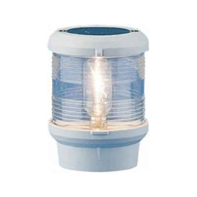 Aqua Signal serie 40 ankerlicht - witte behuizing, 24V