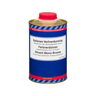 Epifanes 1C verfverdunning - 500ml