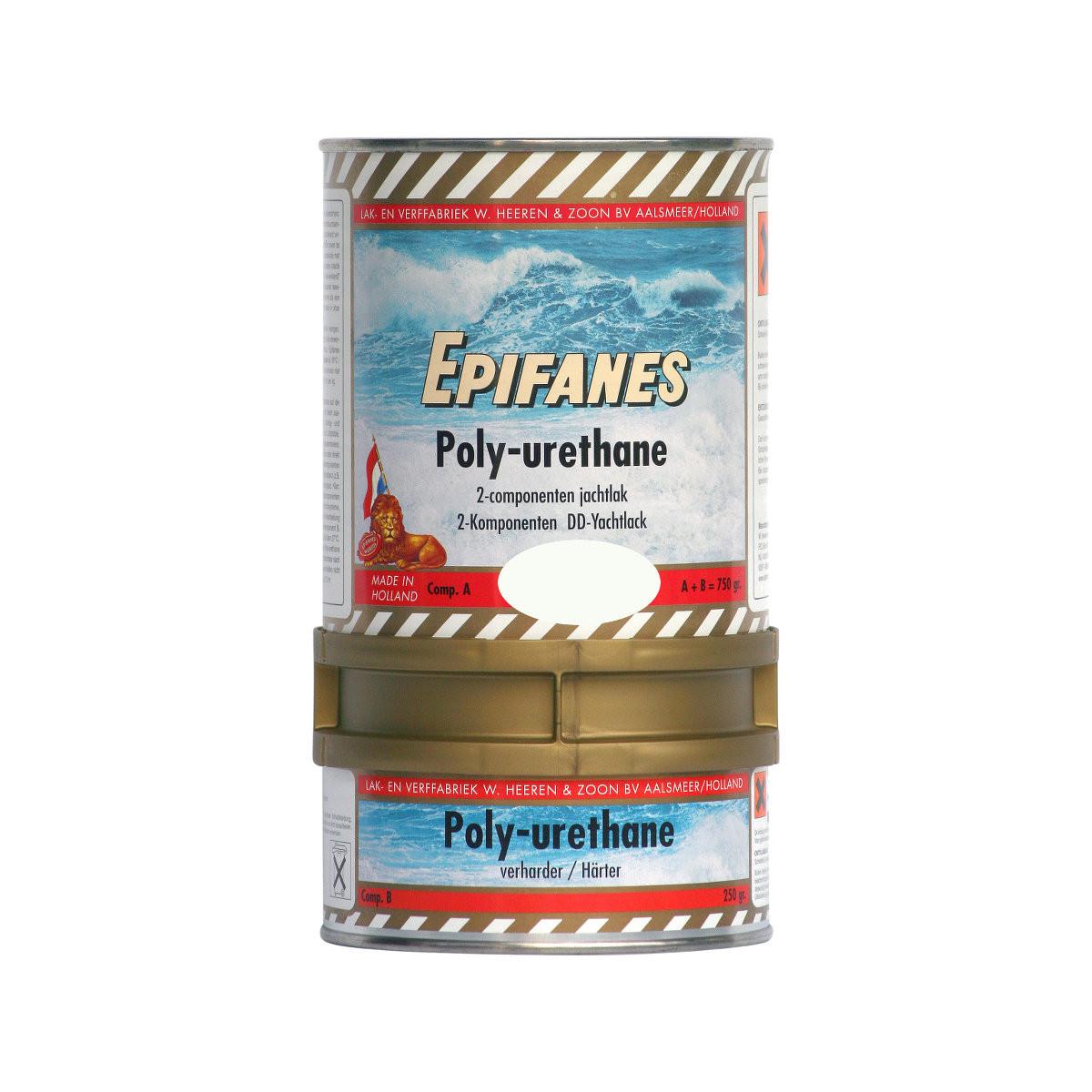 Epifanes Poly-Urethane DD Jachtlak - wit 800, 750g