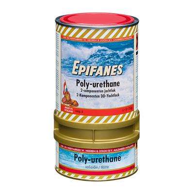 Epifanes poly-urethane DD jachtlak hoogglans blank 2C met UV filter – 3000g