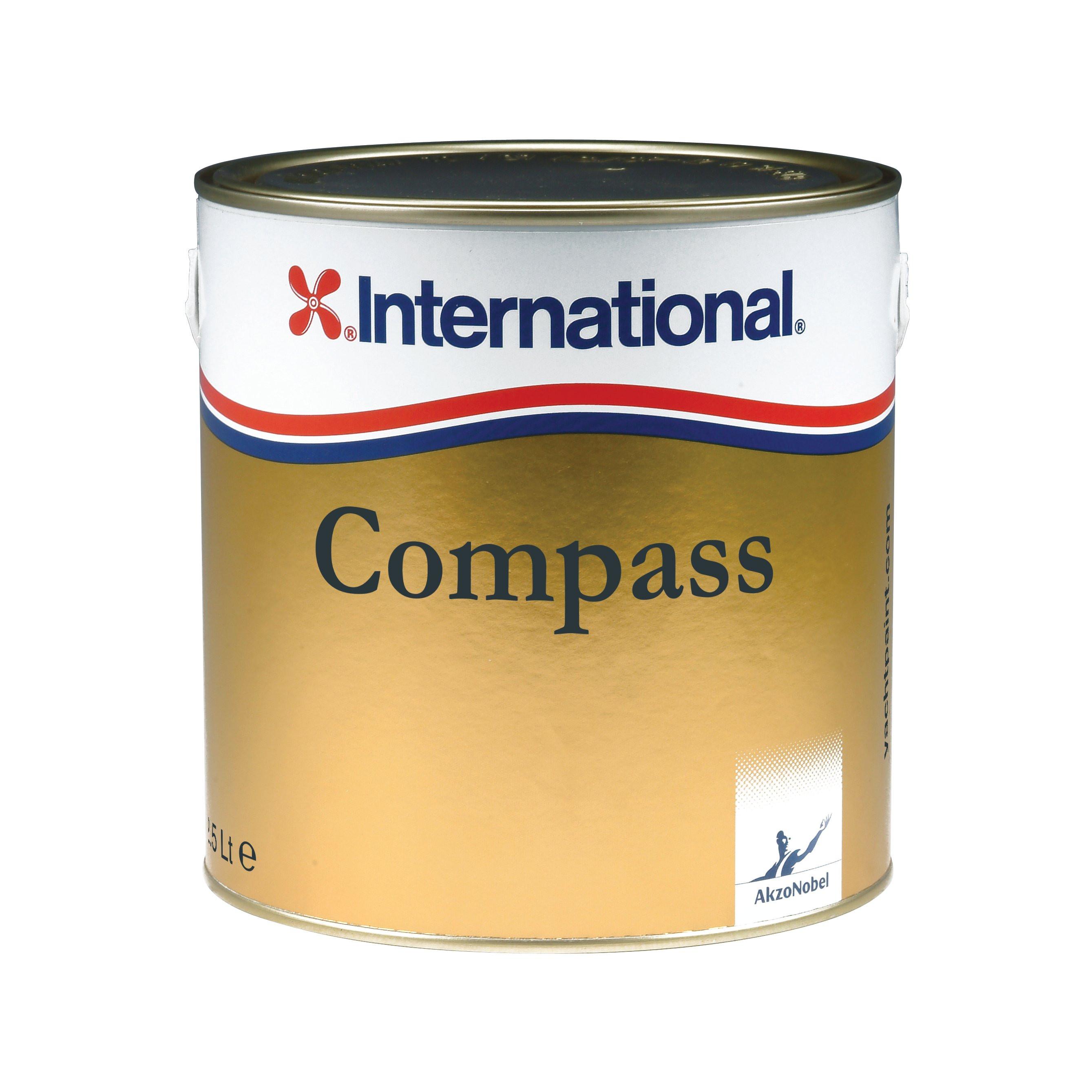 International Compass hoogglanzende vernis - 2500ml