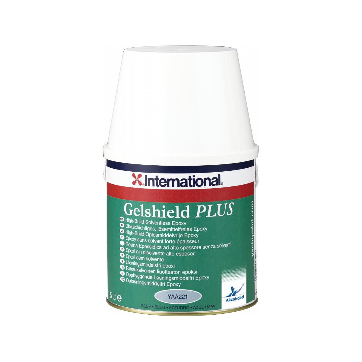 International Gelshield Plus primer - blauw 2250ml