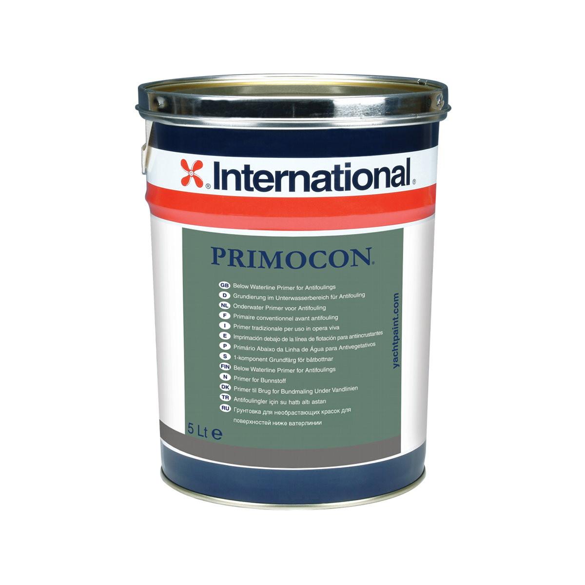 International Primocon primer - grijs 5000ml