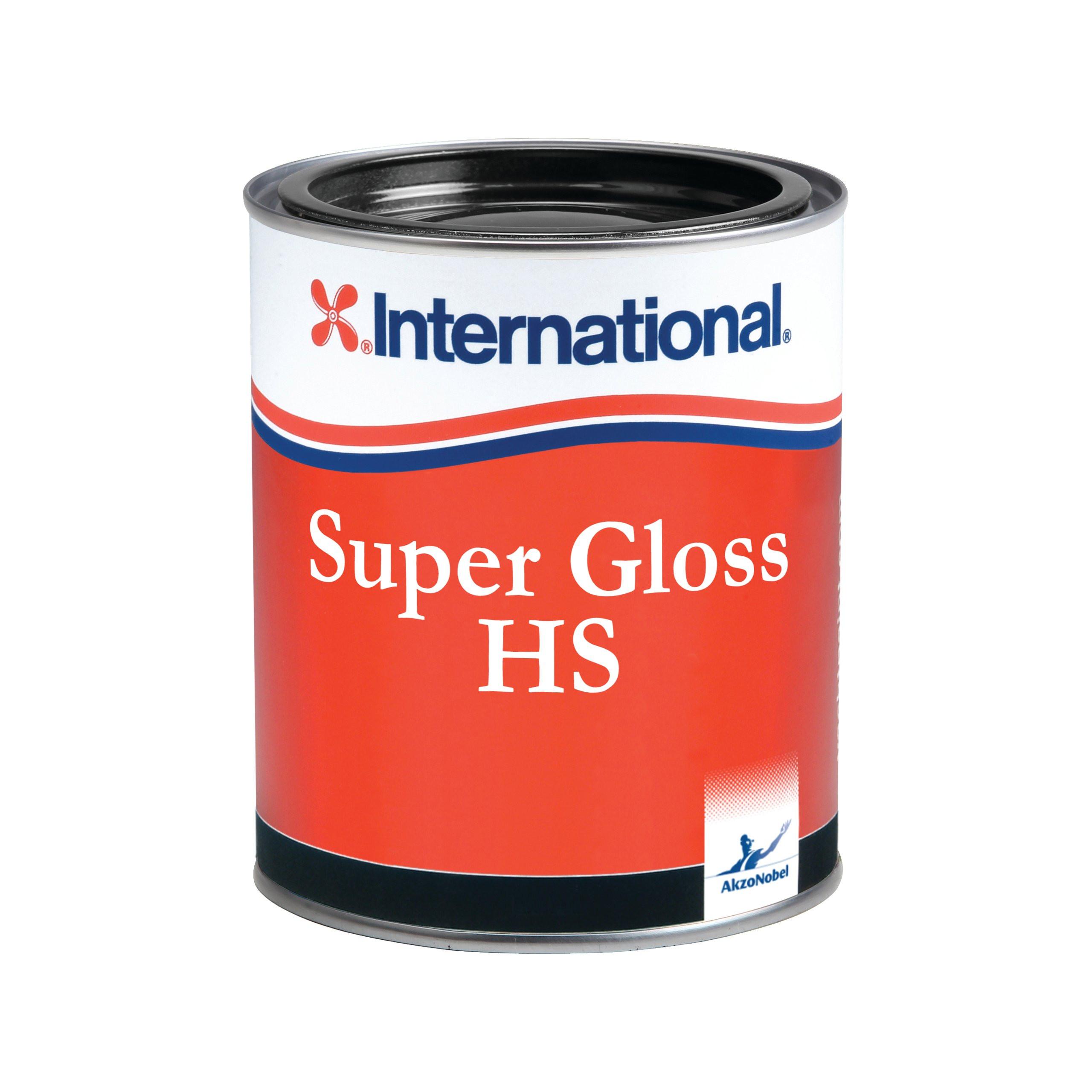 International Super Gloss aflak - parelwit 253, 750ml