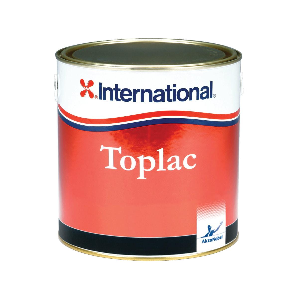 International Toplac aflak - wit 545, 2500ml