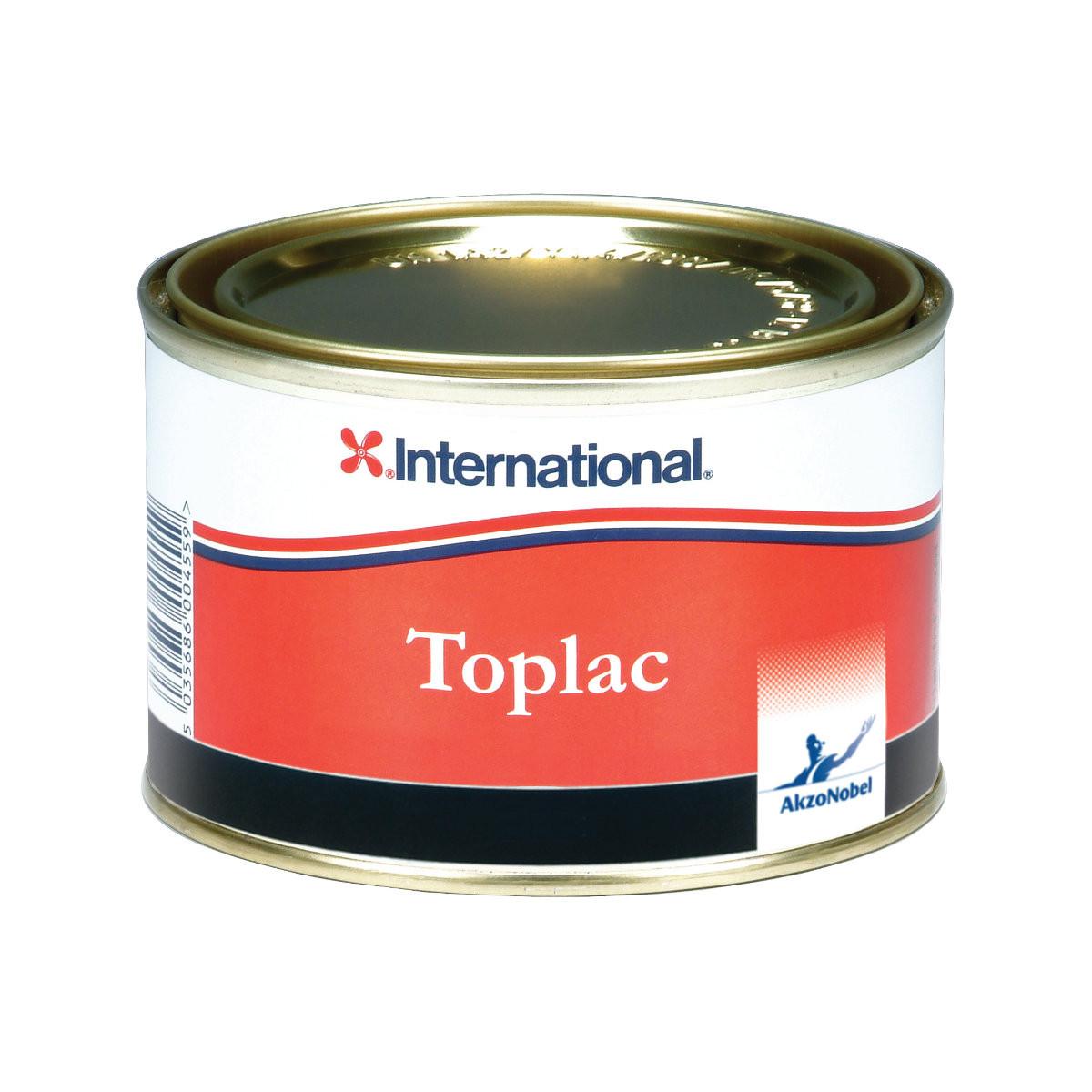 International Toplac aflak - wit 545, 375ml
