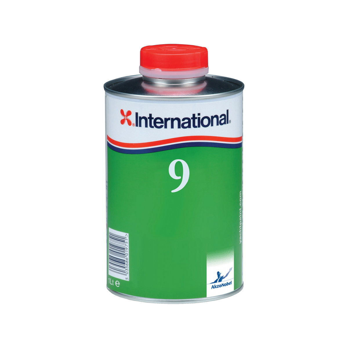 International Thinner verdunning No.9 - 1,0l/1000ml