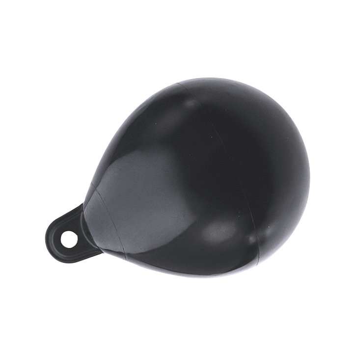 Majoni kogelfender - kleur zwart, diameter 35cm