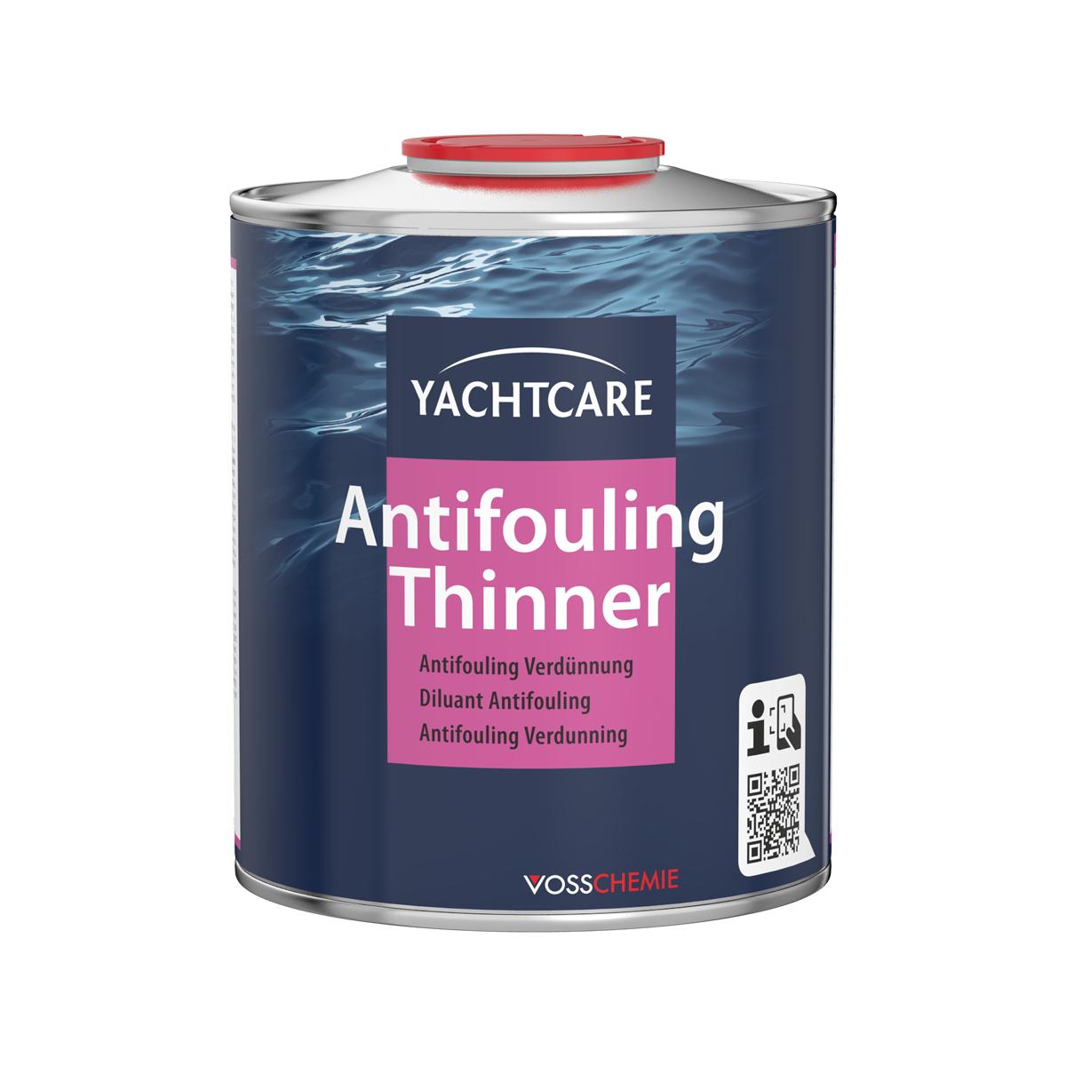 Yachtcare Antifouling Thinner verdunning - 750ml