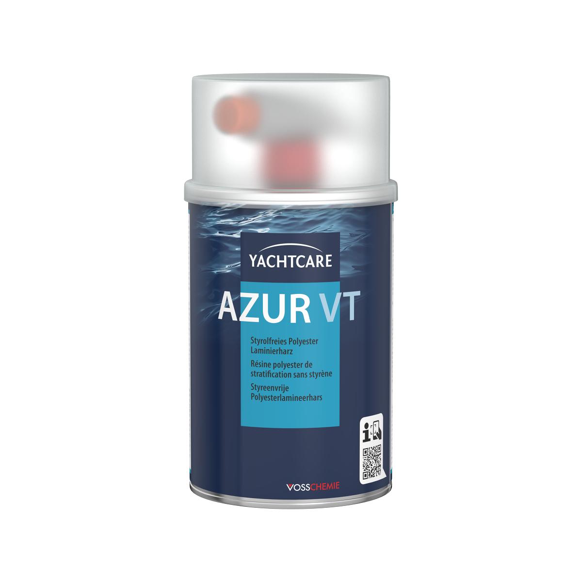 Yachtcare Azur VT polyester lamineerhars incl. verharder - 1kg