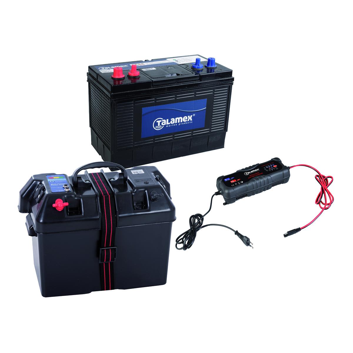 Accessoireset voor Talamex elektrische buitenboordmotor TM30/TM40