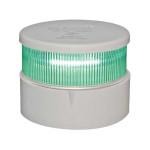 Aqua Signal serie 34 signaallicht groen LED - witte behuizing