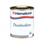 International Danboline aflak - grijs 100, 750ml