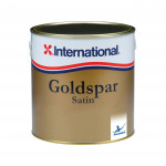 International Goldspar Satin hoogglanzende vernis - 2500ml