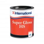 International Super Gloss aflak - wit 100, 750ml