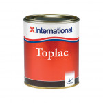 International Toplac aflak - blauw 104, 750ml