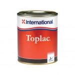 International Toplac aflak - blauw 018, 750ml