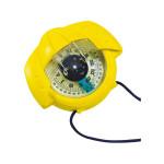 Plastimo kompas Iris 100 - gele behuizing