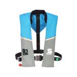 Secumar Ultra 170 automatische reddingsvest 165N, kleur lichtblauw/grijs