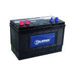 Talamex scheepsbatterij Nautisch, semi-tractie, 105Ah