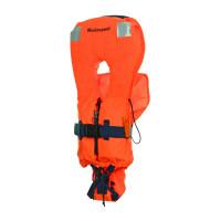 Marinepool ISO 100N Freedom vaststof reddingsvest met zak voor luier