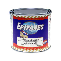 Epifanes hardhoutolievernis 1C met UV filter - 500ml
