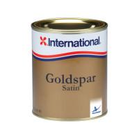 International Goldspar Satin hoogglanzende vernis - 750ml