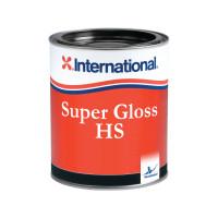 International Super Gloss aflak - signaalrood 233, 750ml