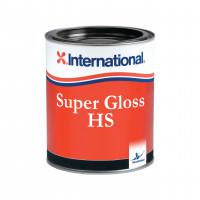 International Super Gloss aflak - zwart 190, 750ml