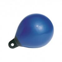 Majoni kogelfender - kleur blauw, doorsnede 45cm