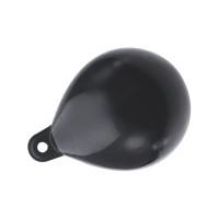 Majoni kogelfender - kleur zwart, diameter 55cm