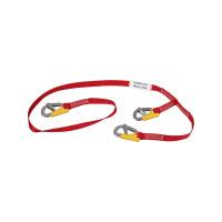 Marinepool Lifeline MX-6 – 3 Sicherheitskarabinerhaken mit Überlast-Indikator