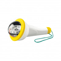 Plastimo kompas Iris 100 - geel, met belichting