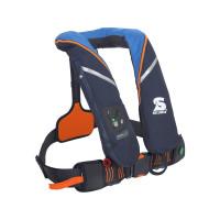 Secumar Survival 220 automatische reddingsvest 220N donkerblauw