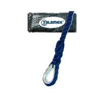 Talamex Ankerlijn met vingerhoed - navy, diameter 10mm, lengte 20m