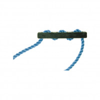 Talamex landvastveer - lengte 26cm, 14-18mm tauw